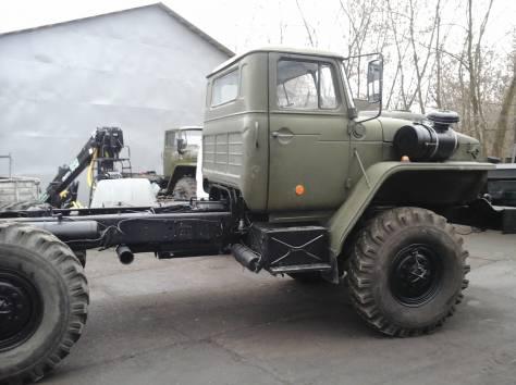 Урал 4320 Турбированный, фотография 4