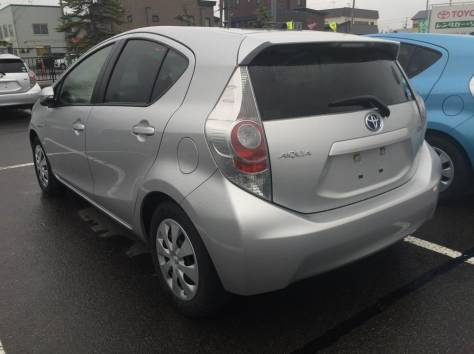 Toyota Aqua PUSH START, фотография 2