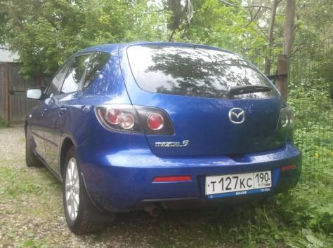 Mazda 3 , 2008 г. в., фотография 3
