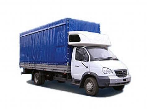 Грузовые перевозки по России, фотография 1