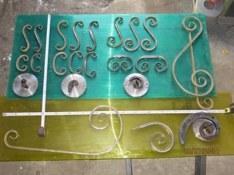 Изготовление кондуктора улиток для холодной ковки своими руками