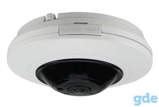 Камера видеонаблюдения внутренние и уличные  купольные, объектив варифокальный 2.8mm-12mmобъемные, фотография 2