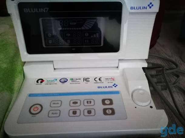 Сеансы на корейском аппарате blulin 7, фотография 2