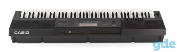 Синтезатор Casio WK7600 с автоакомпанементом (новый), фотография 1