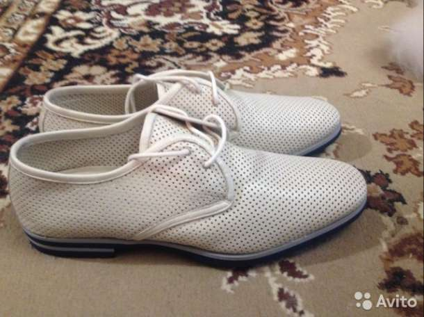 Продам новые весенне-осенне-летние туфли., фотография 1