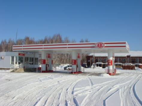 Продам сеть АЗС и склад ГСМ с ж/д веткой, в Челябинской области. ., фотография 1