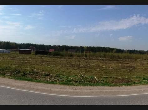Участки у леса, ПГТ, фотография 2