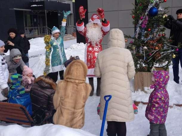 Новый Год. Дед Мороз и Снегурочка. Аниматоры , фотография 2