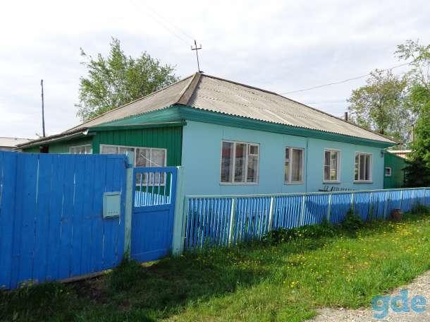 Продам квартиру на земле в п. Здвинск, фотография 1