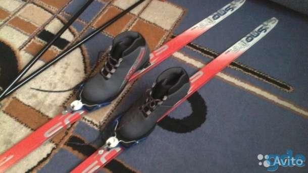 Детские лыжи Snorox Snolite step + обувь, фотография 4