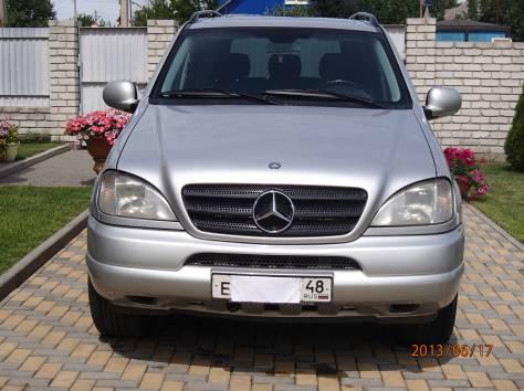 Продаю Mercedes-Benz ML270,г.в. р., фотография 4