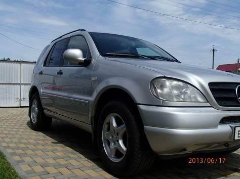 Продаю Mercedes-Benz ML270,г.в. р., фотография 6