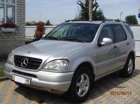 Продаю Mercedes-Benz ML270,г.в. р., фотография 9