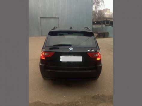 Продаю BMW X3, АКПП, г, руб., фотография 7