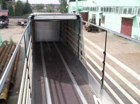Тенты и каркасы на автомобили газ, тент каркас на газ, изготовление каркасов на грузовой автомобиль, фотография 3