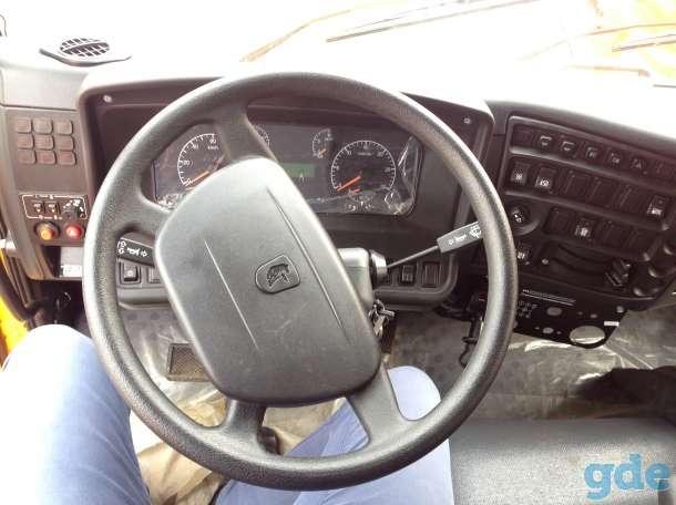 Бортовой автомобиль КАМАЗ 4308.6063.28(Е4), фотография 9
