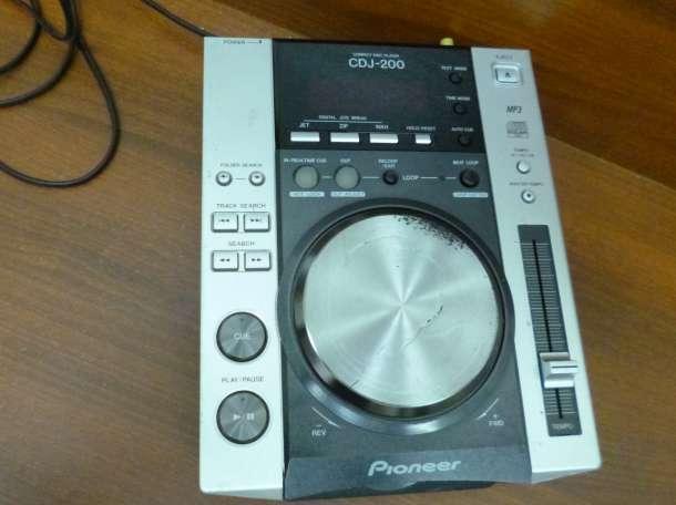 Pioneer CDJ-200 , фотография 2