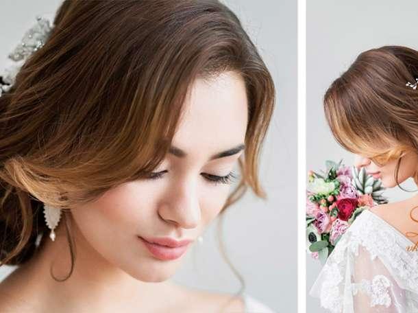 Свадебные украшения для невесты на заказ Lillas, фотография 12