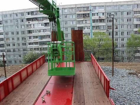 Эвакуатор с кму 7 тонн в наличии, фотография 3