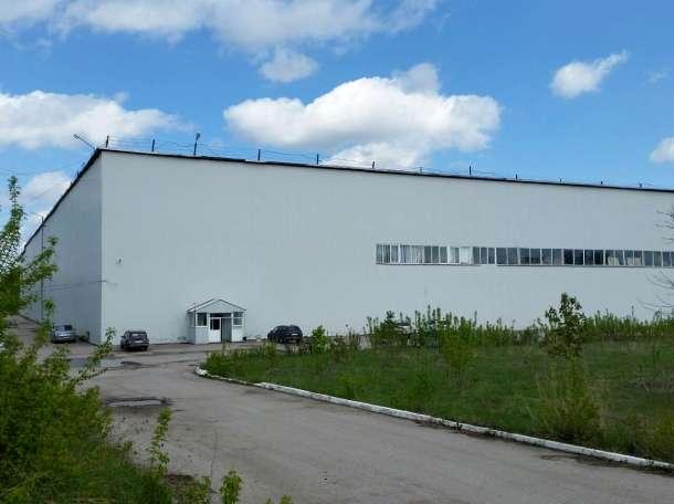 Продается производственно-складской комплекс 46 000м2, г.Сасово, Промышленный проезд, дом 3, фотография 3