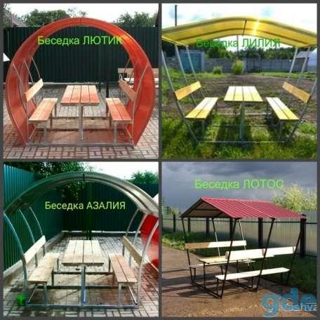 Продам садовые беседки в Арзамасе, фотография 3