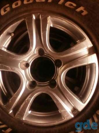 Колёса на УАЗ, фотография 1