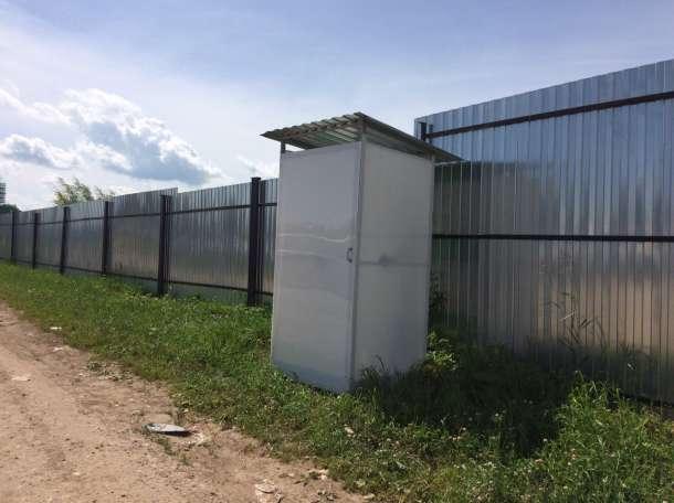 Туалет дачный Бежаницы, фотография 1