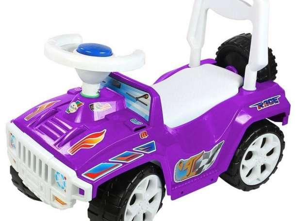 Каталка автомобиль, фотография 3