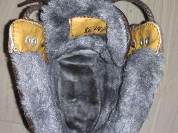 Ботинки зимние новые, фотография 1