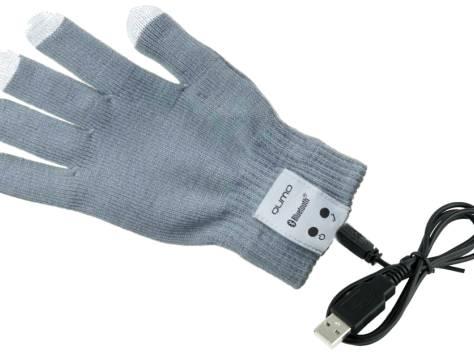 Перчатки со встроенной Bluetooth-гарнитурой, фотография 4