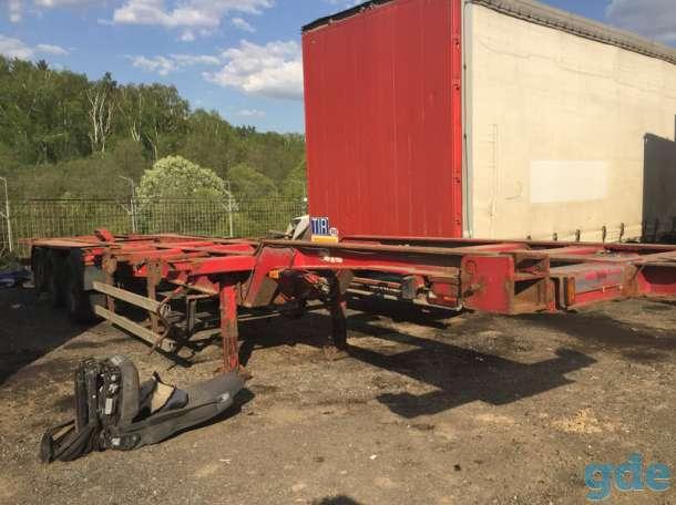 Подготовка контейнеровозов и траловк продаже, фотография 4