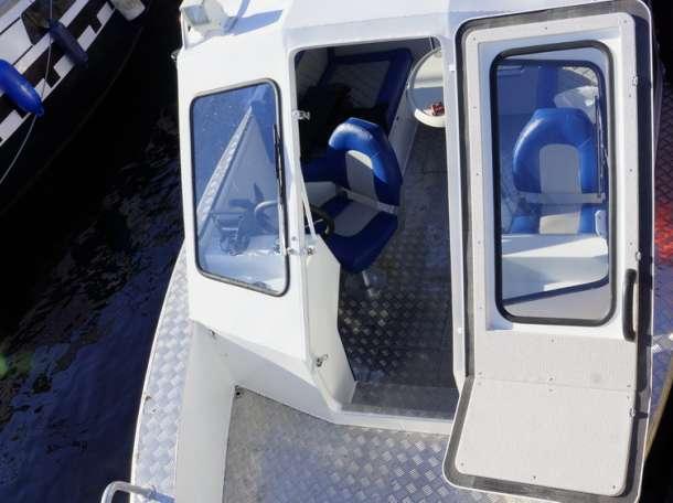Алюминиевый катер Баренц 620MP, фотография 3
