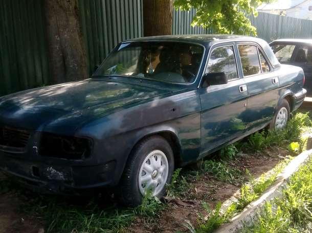 ГАЗ 3110, фотография 3