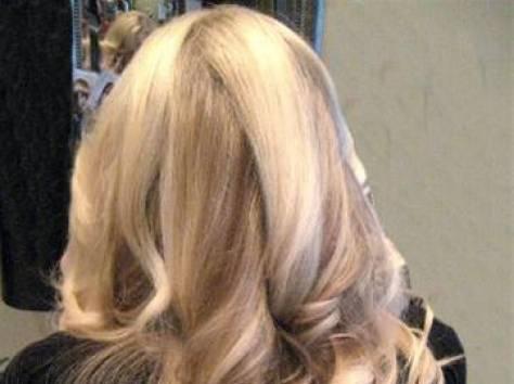 Наращивание волос по итальянской технологии, фотография 2