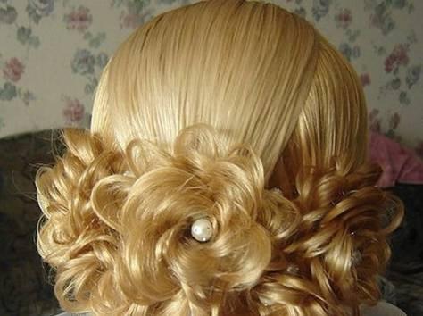 Наращивание волос по итальянской технологии, фотография 6