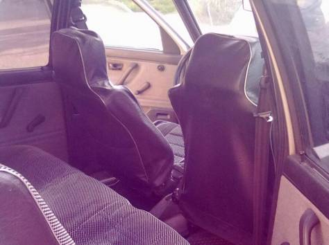 Volkswagen Jetta II 1.6 MT л.с.) в городе Лебедянь, фотография 4