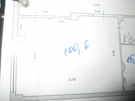 Сдаю помещения свободного назначения, ул. Нартова, 100,6 кв.м., 1 этаж, фотография 7