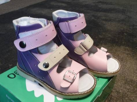 Лечебная ортопедическая обувь для девочки, фотография 5