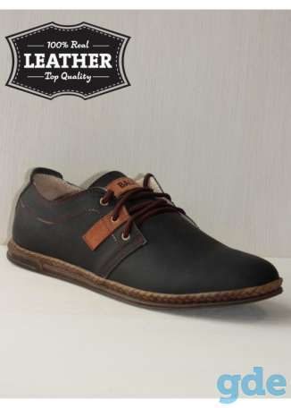 Кожаная обувь от производителя Sollorini по доступной цене, фотография 3