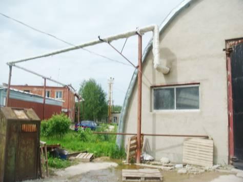 Продам ангар 600 кв.м. с участком 12 соток промназначения, г. Протвино, фотография 7