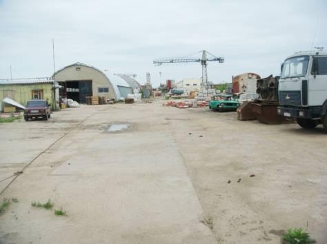 Продам производственно складскую площадь 27 соток, с ангаром 600 кв..м., г, Протвино, фотография 3