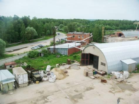 Продам производственно складскую площадь 27 соток, с ангаром 600 кв..м., г, Протвино, фотография 5