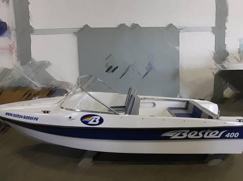 Моторная лодка Бестер 400 капотная, фотография 1