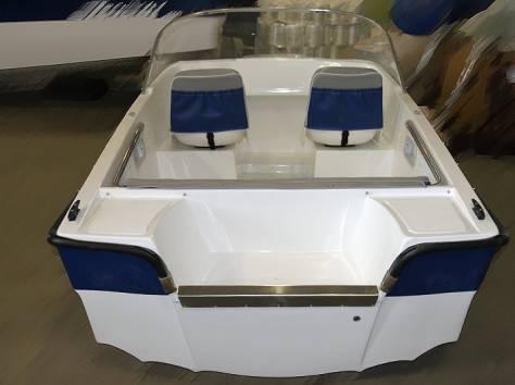 Моторная лодка Бестер 400 капотная, фотография 2