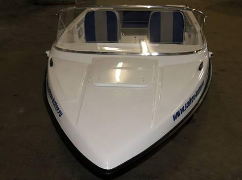 Моторная лодка Бестер 400 капотная, фотография 4