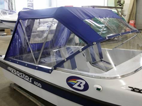 Моторная лодка Бестер 400 капотная, фотография 9