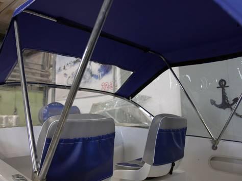 Моторная лодка Бестер 400 капотная, фотография 10