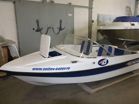 Моторная лодка Бестер 400 капотная, фотография 12