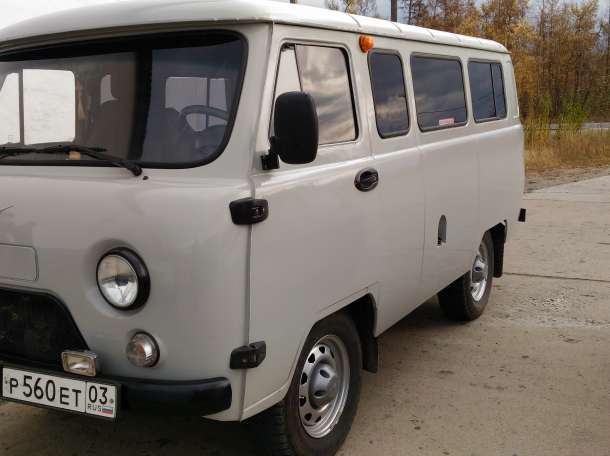 продам УАЗ 2010 г., фотография 10
