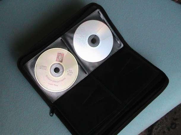 клатч элегантный  для компакт дисков, новый, фотография 2